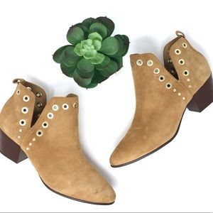 Sam Edelman Rubin Ankle Leather booties